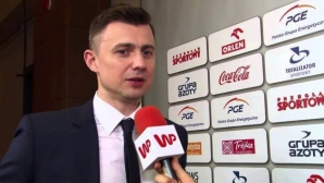 Легендарно либеро на Полша се обяви в подкрепа на Даниел Кастелани