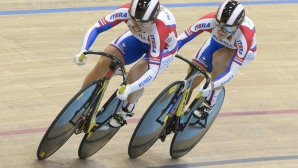 Рускини грабнаха европейската титла в отборния спринт на писта