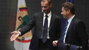 Новият шеф на УЕФА отвори вратата за създаване на Балканска лига