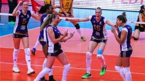 Доби Рабаджиева и Волеро срещу шампиона на Европа на полуфиналите на клубния Мондиал