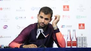 Григор критичен към себе си след победата (видео)