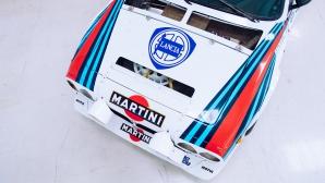 Спомен за група Б с Lancia Delta S4 (Галерия и Видео)