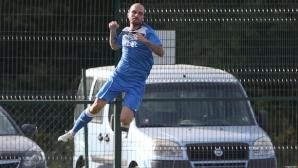 Кошмарен дебют за Кокала във Втора лига