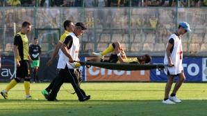 Ботев само с 14 полеви футболисти в групата за срещата с Черно море