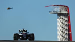 Хамилтън най-бърз в първата тренировка за Гран При на САЩ