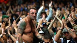 Наполи без фенове срещу Ювентус в Торино