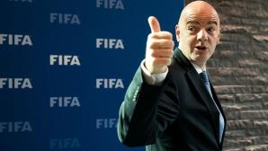 Президентите на ФИФА и УЕФА идват за откриването на новия БФС на 17 ноември