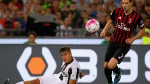 Ще сложи ли Милан край на тормоза от Ювентус?