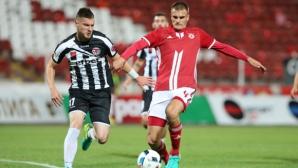 Лудогорец забранява на Локо (ГО) да използва основен футболист