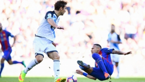 Неймар е най-фаулиран в Ла Лига