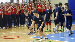 Школата на Стойчев и Казийски официално откри новия сезон (ВИДЕО + ГАЛЕРИЯ)