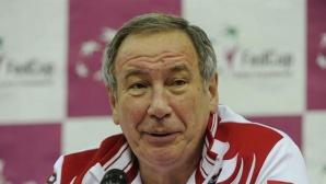 Тарпишчев бе преизбран за президент на ФТР