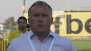 Киров: Много лошо първо полувреме