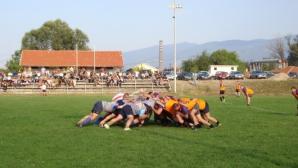 Отборът на Валяците победи НСА в дербито на първенството на по ръгби