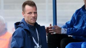 Топузаков: Люпко все още е треньор на Левски