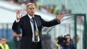 Дерменджиев: Загубата от Арсенал не може да ни спре