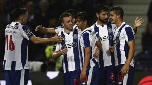 Класика за Порто и грешна стъпка за Спортинг