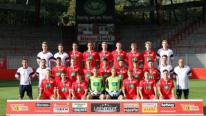 16-годишно българче си проправя път големия футбол с отбора на Унион (Берлин)
