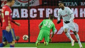 Локо (Москва) победи ЦСКА след близо 5 години (галерия)