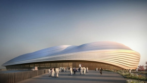 Катар официално призна за първи смъртен случай при строеж на стадион