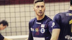 Чоно Пенчев с отличен мач в Гърция