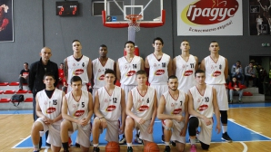 ЦСКА се завърна в мъжкия баскетбол с тежка загуба (ГАЛЕРИЯ)