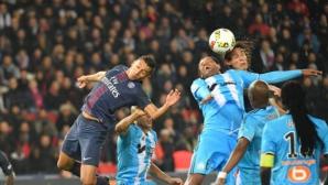 ПСЖ - Марсилия 0:0, гледайте мача тук!