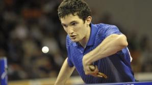 Еманюел Лебесон е новият европейски шампион по тенис на маса