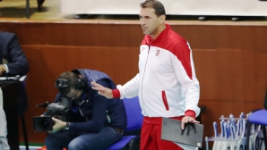 Петър Дочев: Доволен съм, че успяхме да вземем три точки от този мач