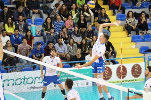 Жани Желязков с 15 точки, Алесано с първа победа в Серия А2