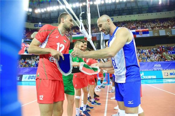 Русия приема България в Сургут в Световната лига
