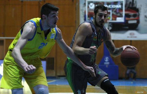 Берое с трета поредна победа в Балканската лига