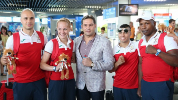 Хоел Арате стана българин