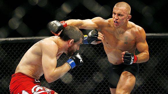 Вижте кои са 10-те най-зрелищни двубои според UFC