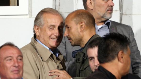 Русев: Търся българския Фъргюсън за Левски, вратите за Мъри са широко отворени