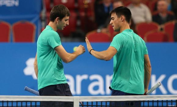 Кузманов и Лазов с тежка загуба на финала на двойки в Анталия