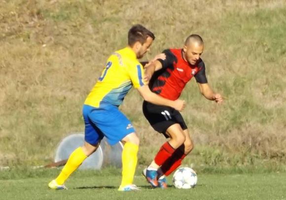 Карнобат с минимална победа срещу Димитровград