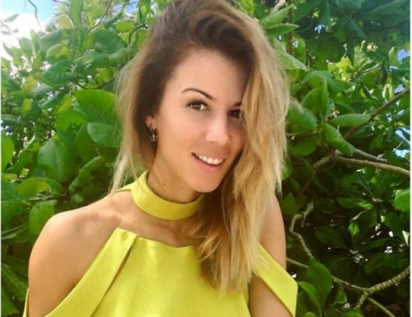Още секси екзотика с Пиронкова от Карибите (СНИМКИ)