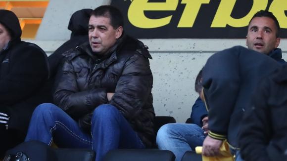 Хубчев гледа на живо Ботев Пд - Левски