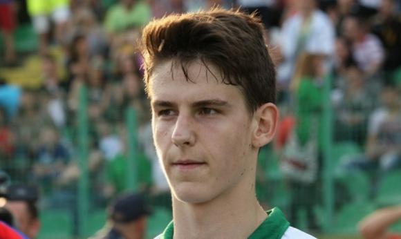 Юношески национал направи дебют в Италия
