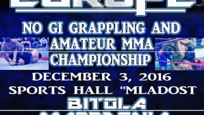 ISFA Europe championship търси талантливи бойци