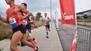 Повече от 200 участници стартираха в първото издание на PUMA Sofia Run