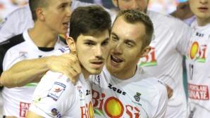 Георги Сеганов и Светослав Гоцев с първа победа в Италия (ВИДЕО + СНИМКИ)