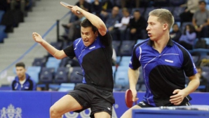 Денислав Коджабашев с две победи на Европейското по тенис на маса