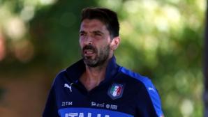 """В Италия: Буфон да спечели """"Златната топка""""!"""