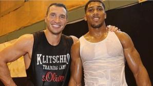 Утре става ясно ще го бъде ли мачът Кличко - Джошуа