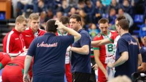 Пламен Константинов: Най-важното е, че победихме
