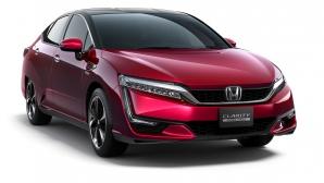 Honda Clarity Fuel Cell покри 589 км и идва в Европа