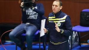 Миро Живков: Индивидуалните грешки бяха повече за мач на високо ниво (видео)