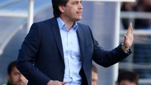 Забраняват на Благой Георгиев да гледа Барселона